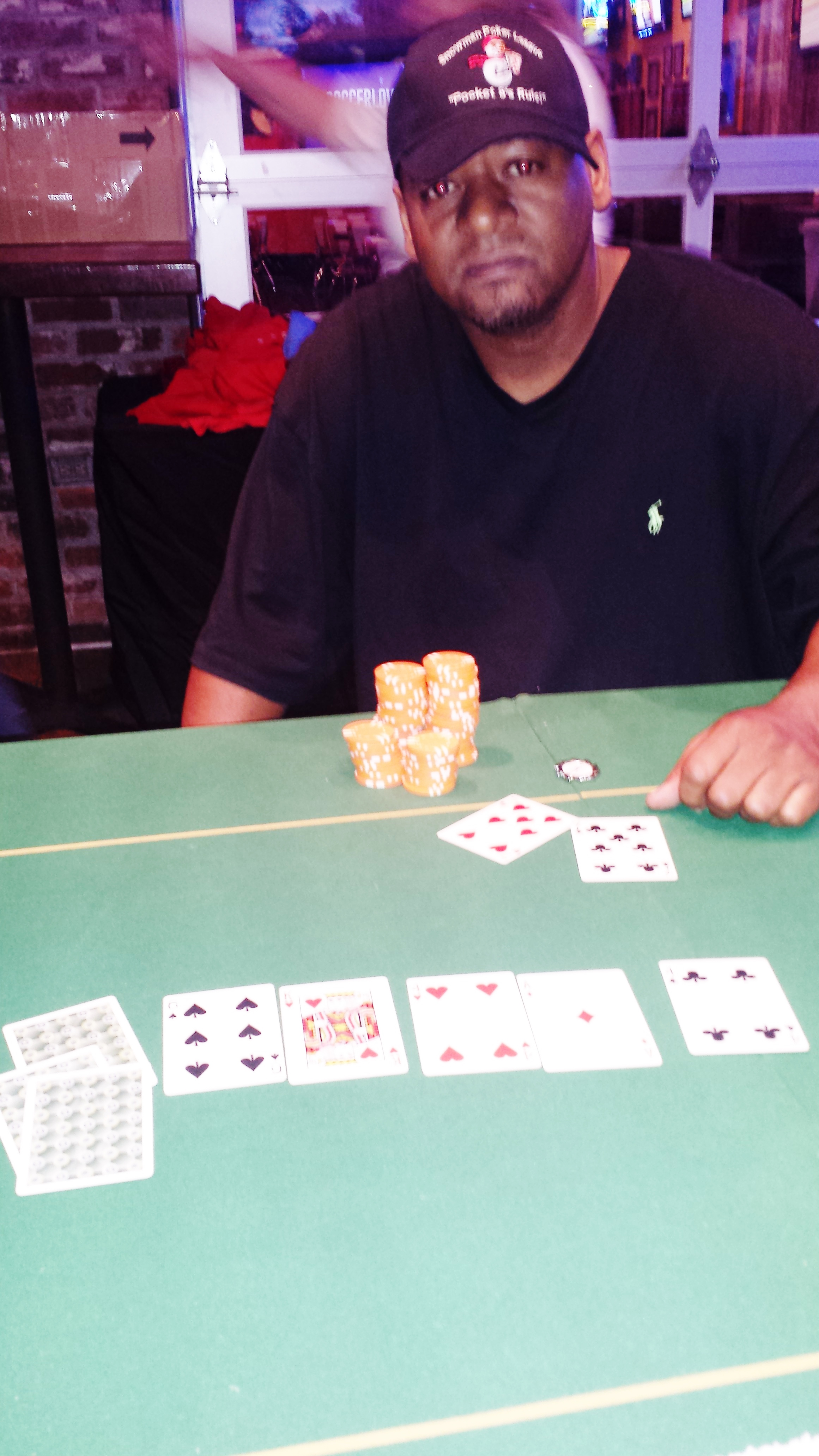 Poker and charity
