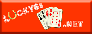 Lucky8s Online Poker Room
