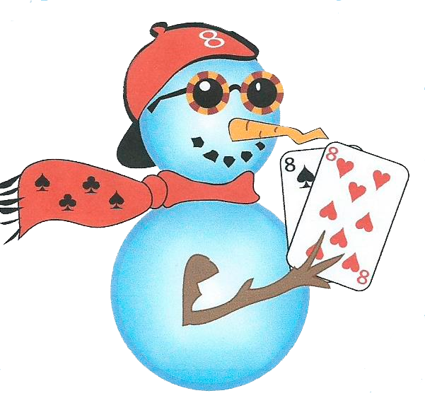 Snowman Poker League